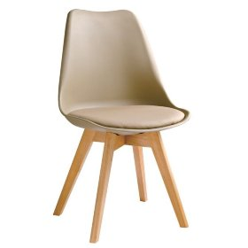 Стул FIRST taupe таупе Eames